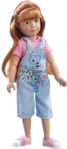 Kruselings. Кукла Хлоя художница 23 см