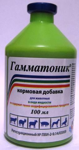 Гамматоник. Поливитаминный комплекс 100г