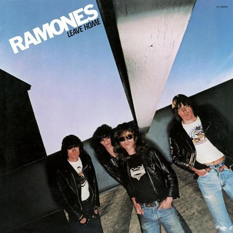Виниловая пластинка. Ramones – Leave Home