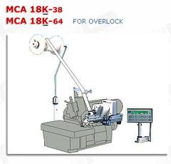 Фото: Электронное устройство для дозированной подачи тесьмы MCA 18K