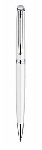 Шариковая ручка Waterman Hemisphere, цвет: White CT, , стержень: Mblue123