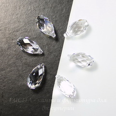 6010 Подвеска Сваровски Drop Crystal (13х6,5 мм)