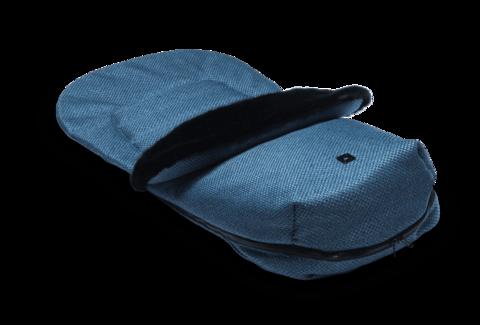 Конверт в Коляску Moon Foot Muff Panama Blue (803) 2019