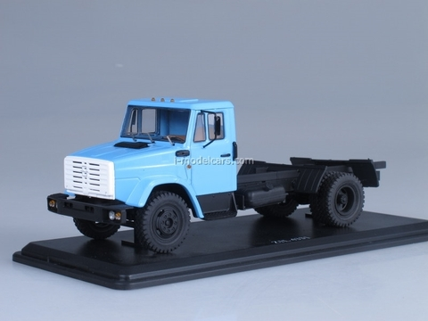 ZIL-4331 board chassis 1:43 Start Scale Models (SSM)
