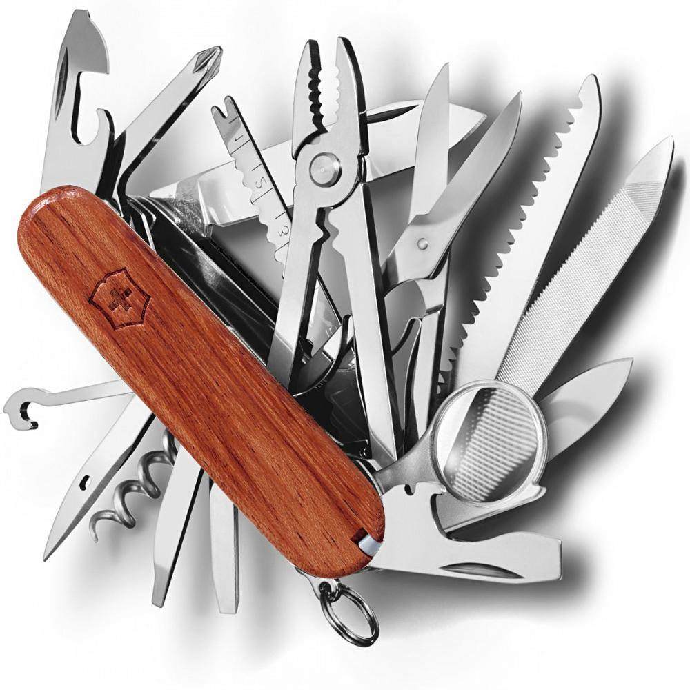 SwissChamp Wood Victorinox (1.6794.69)