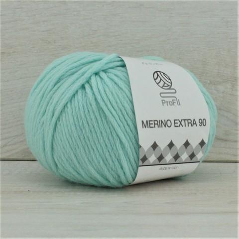 Пряжа Merino Extra 90 (Мерино экстра 90)  Мятный