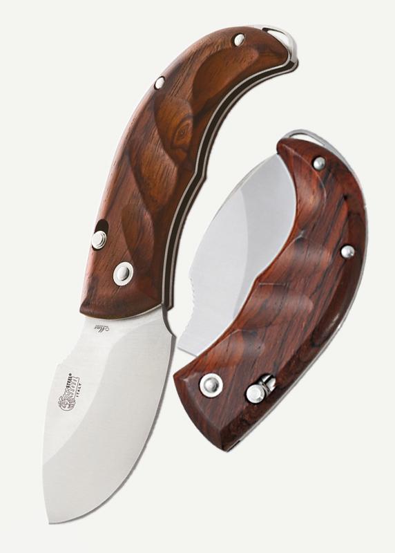 Нож LionSteel серии Skinner рукоять кокоболо