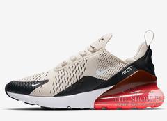 Кроссовки Мужские Nike Air Max 270 Grey/Black/Red