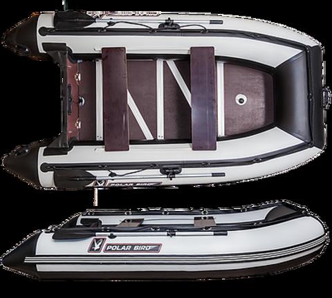 Лодка надувная Polar Bird 320 Merlin (Стеклокомпозит)