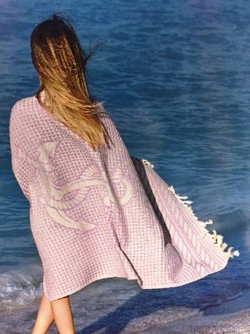 Полотенце MARIN BEACH - МАРИН БИЧ для сауны, спа, бассейна  Maison Dor (Турция)