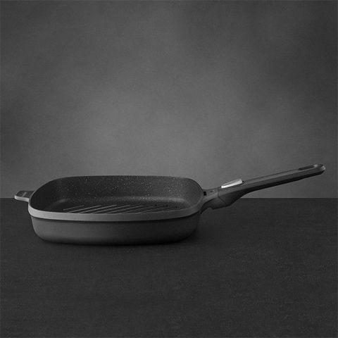 Сковорода гриль 28см GEM