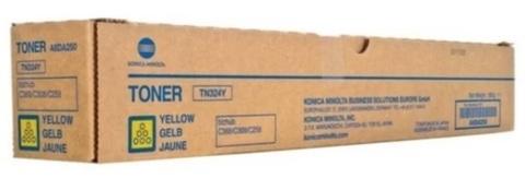 Тонер-картридж Konica Minolta TN-324Y A8DA250 желтый