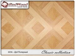 Ламинат Redwood №6036 Дуб полярный коллекция Classic