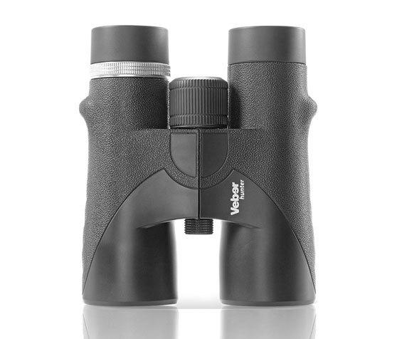 Корпус охотничьего бинокля Veber Hunter 8x 42, черный