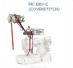 Фото: Электронное устройство для дозированной подачи резинки (тесьмы), с верхней подачей. Под зиг-заг MC E8U-C