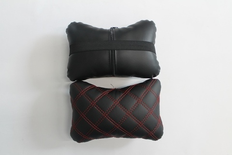 Подушка подголовника Экокожа