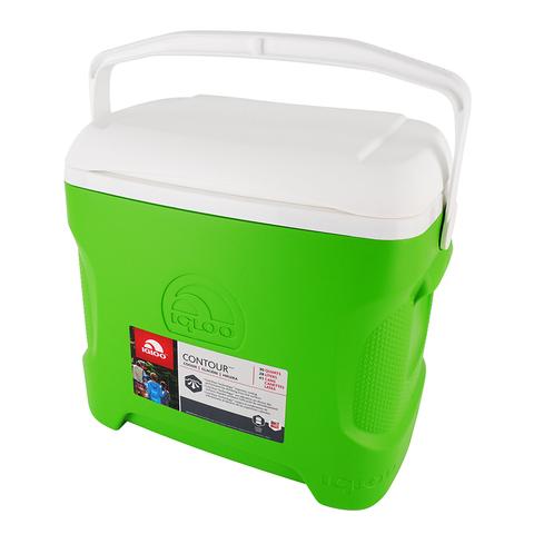 Изотермический контейнер (термобокс) Igloo Contour 30 (термоконтейнер, 28 л.)