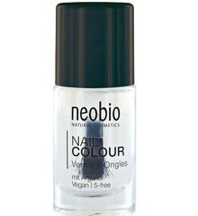 Neobio Лак для ногтей №01 с аргановым маслом
