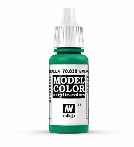 Model Color Emerald 17 ml.