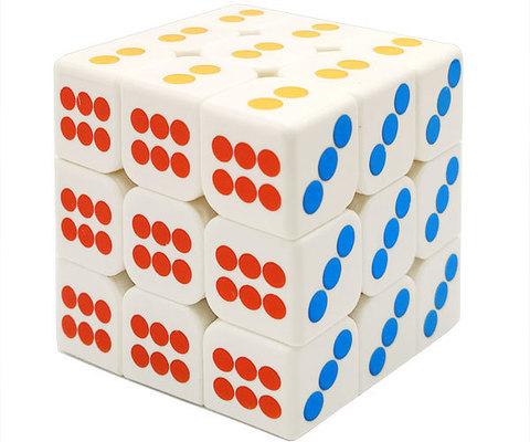 Кубик MoYu MoFangJiaoShi 3x3 Dice Cube