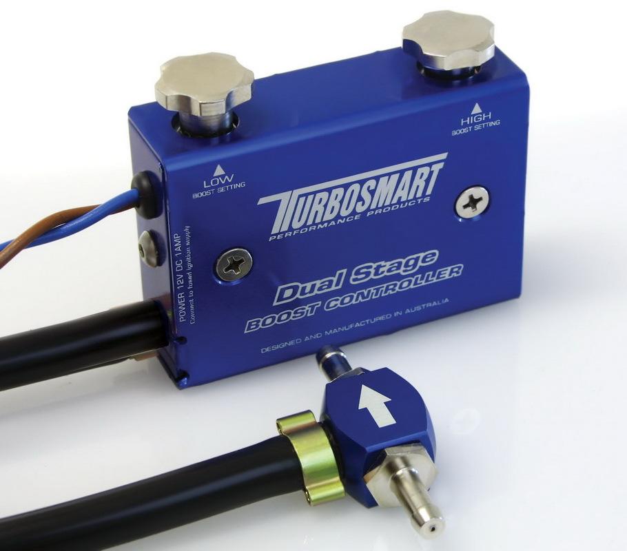 Turbosmart Dual Stage