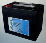 Аккумулятор для ИБП HAZE HZB12-80 (12V 80Ah / 12В 80Ач) - фотография