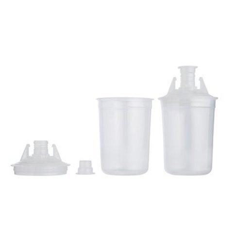 3М Набор Mini PPS (стаканы - 50, крышки со встроенным фильтром (200 мкм) - 50, фильтры - 50, колпачк