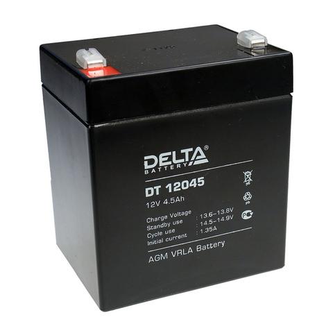 Аккумуляторная батарея Delta DT 12045