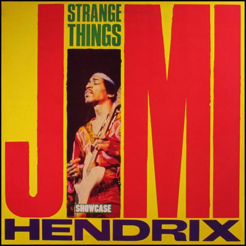 Виниловая пластинка. Jimi Hendrix 
