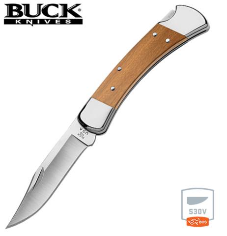 Нож BUCK модель 0110OKS S30V Folding Hunter