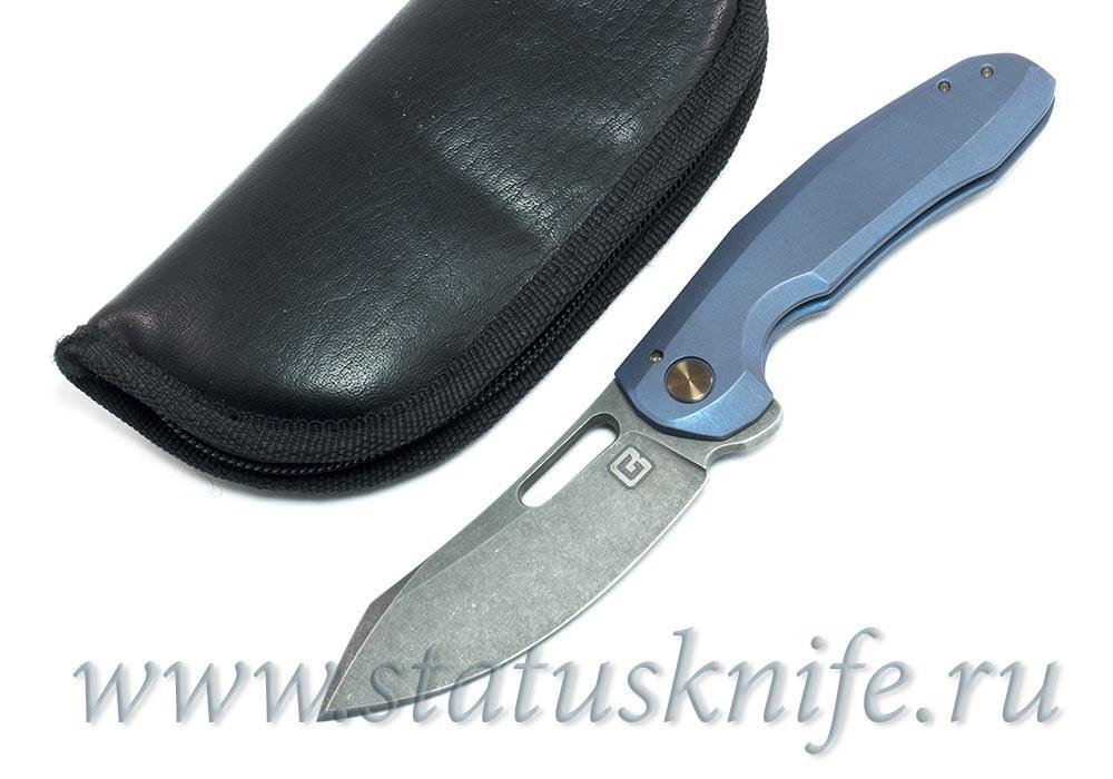 Нож Tanic 2 One Off Tuff Knives - фотография