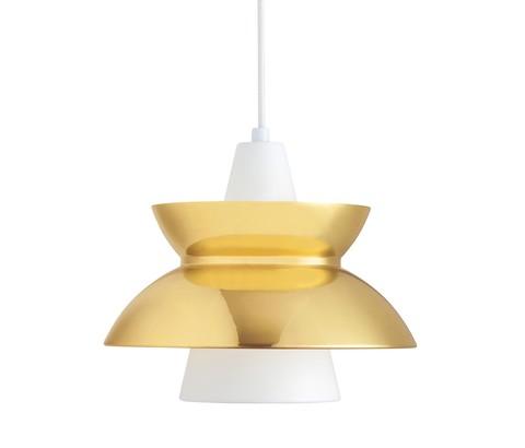 Подвесной светильник Doo-Wop by Louis Poulse (золотой)