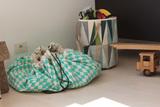 Мешок для хранения игрушек и игровой коврик Play&Go. Зелёный бриллиант