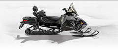 Снегоход Arctic cat Pantera PANTERA 7000 LTD black фото