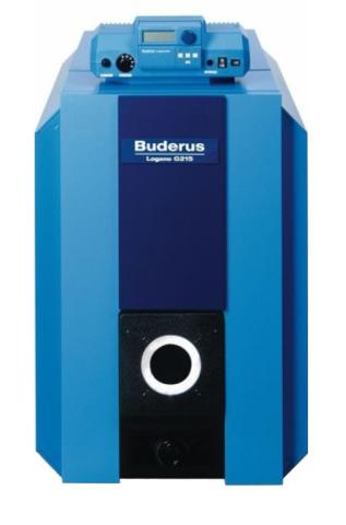 Котел комбинированный Buderus Logano G215 WS - 64 кВт (одноконтурный, без системы управления)