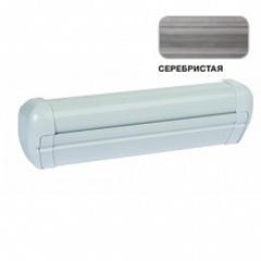 Маркиза настенная с эл.приводом DOMETIC Premium DA2047,цв.корп.-белый, ткани-серебро, Ш=4,69м