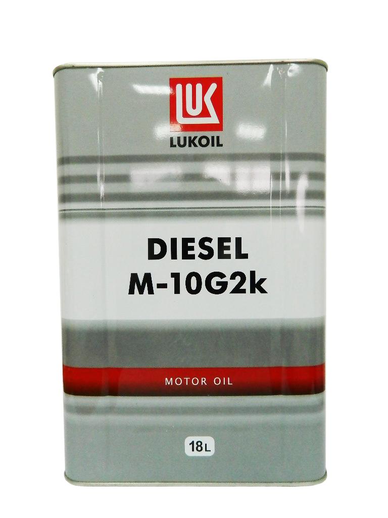 Лукойл М-10Г2К SAE30 CC Минеральное дизельное моторное масло для тракторов (летнее)