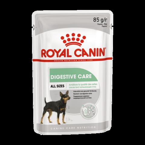 Royal Canin Digestive Care Консервы для взрослых собак с чувствительным пищеварением , Паштет