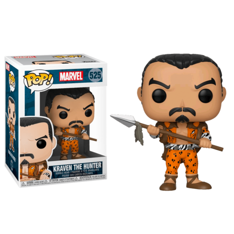 Kraven The Hunter Funko Pop! Vinyl Figure || Кравен Охотник