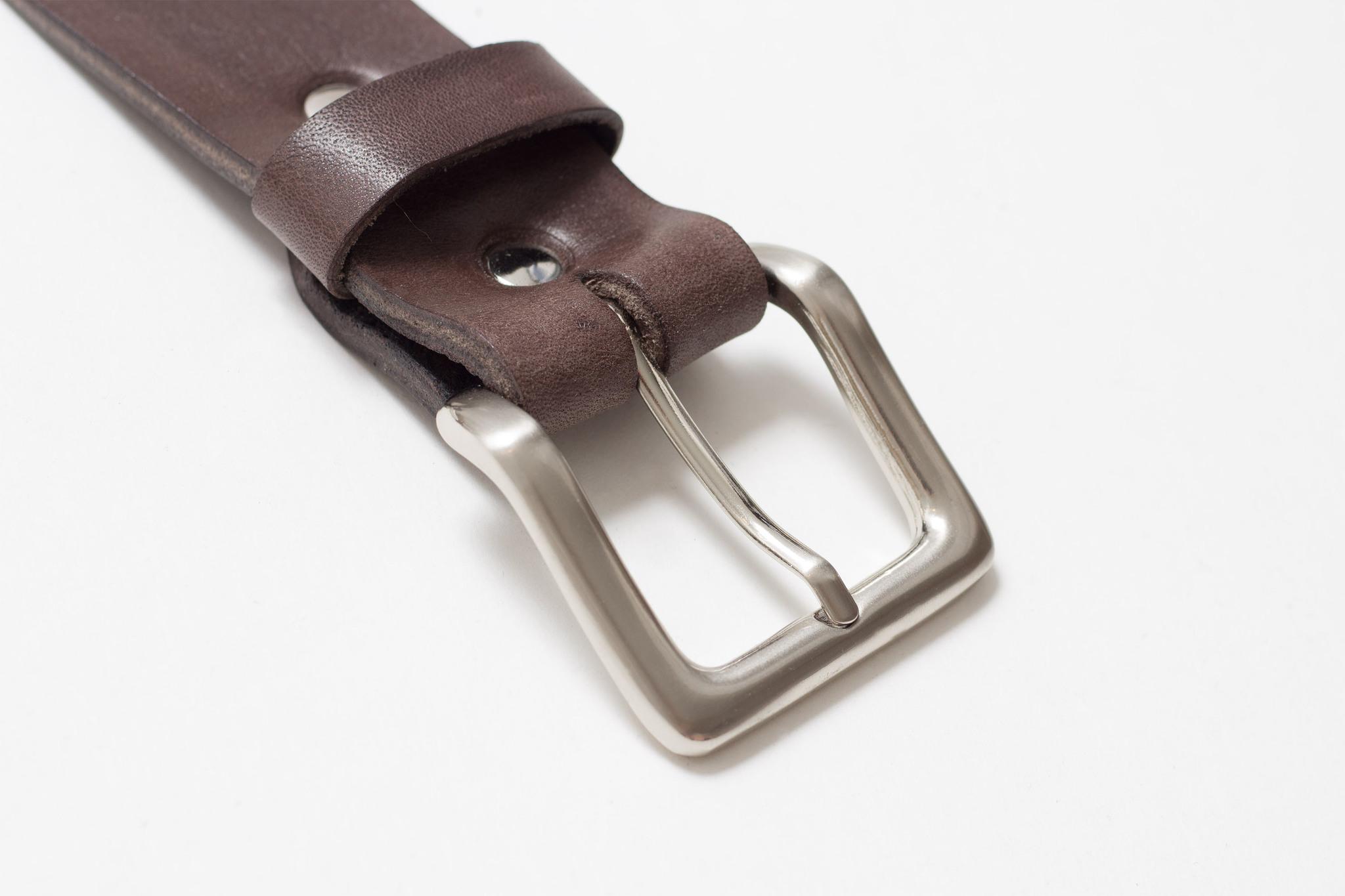 Пряжка для ремней 40 мм - хром