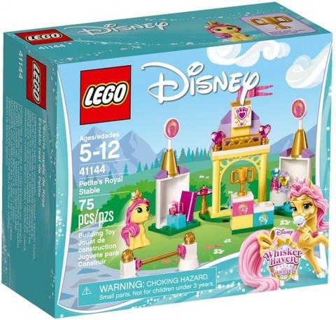 LEGO Disney Princess: Королевская конюшня Невелички 41144 — Petite's Royal Stable — Лего Принцессы Диснея