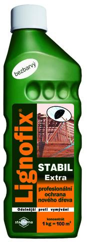 Профилактический антисептик для древесины Lignofix Stabil Extra, концентрат, бесцветный
