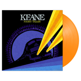 Keane / Night Train (Coloured Vinyl)(12' Vinyl EP)