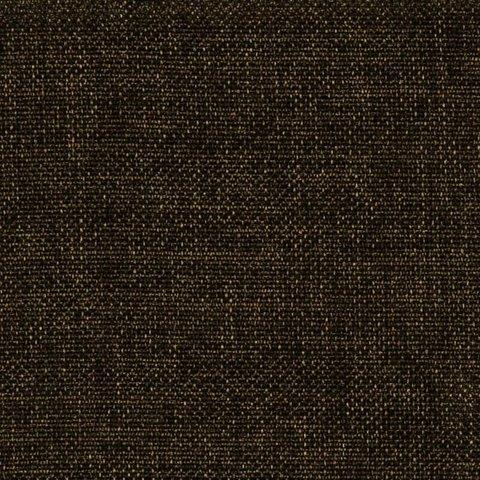 Портьерная ткань Бергамо рогожка темно-коричневый