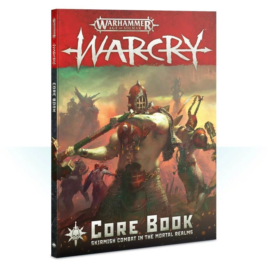 WarCry: Core Book