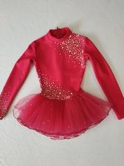 Платье Флуффи (треугольники из страз)