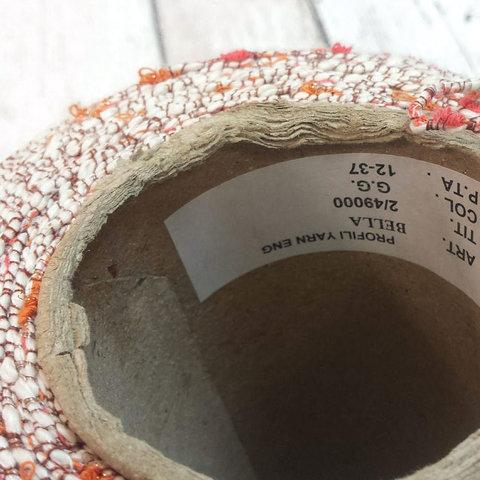 Фасонный хлопок с люрексом BELLA 490 мультиколор