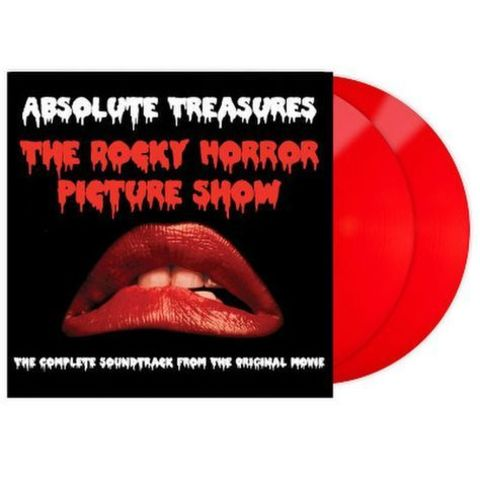 Виниловая пластинка. Absolute Treasures: The Rocky Horror Picture Show