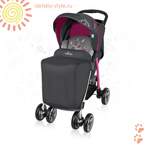 "Коляска Baby Design ""Walker Lite"" (Беби Дизайн)"