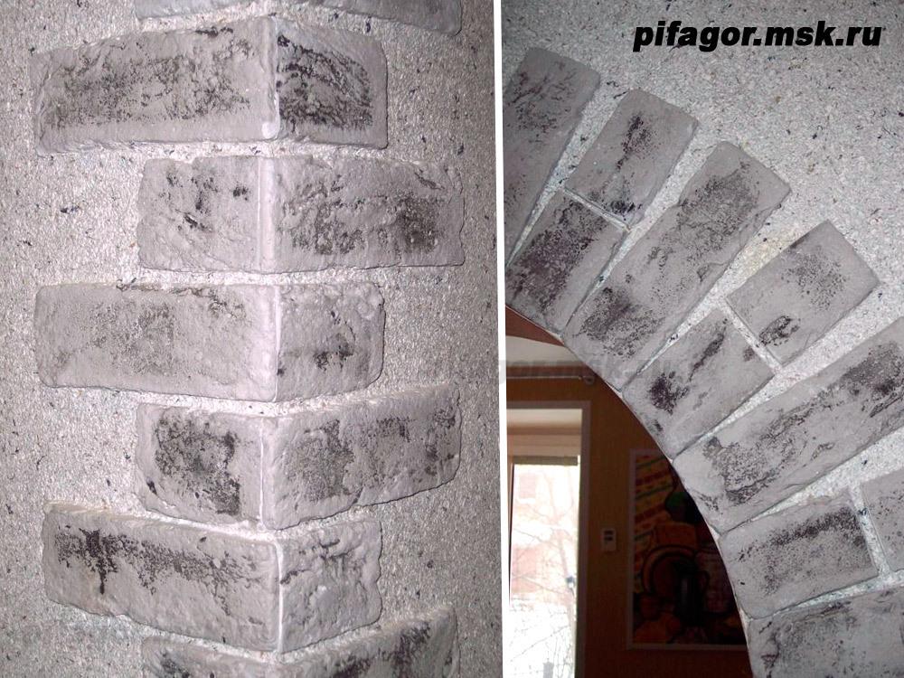 Pifagor.msk.ru Плитка Касавага Саман 221 (Фото предоставлены покупателем)